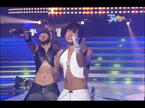 [K-Chart] 2. Love Song - Rain (2010.5.7 Music Bank Live aired)