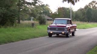 1971 Chevrolet Truck C10 Video 1