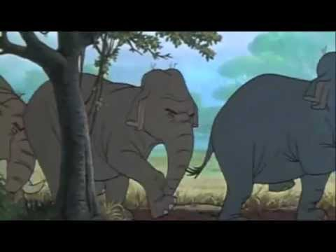 Jungle Book Colonel Hathi March Elephant March 1 Jungle Book