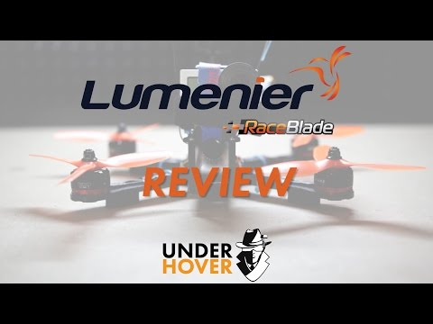 Review//Lumenier QAV-R (Formerly RaceBlade)