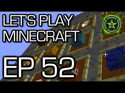 Let's Play Minecraft - Episode 52 - Shopping List