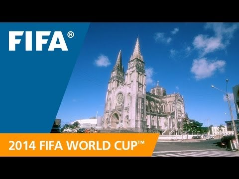 World Cup Host City: Fortaleza