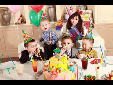 Детский праздник в домашних условиях