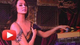 Marathi Actress Topless Photoshoot - Zee Talkies Calender 2014 - Sai Tamhankar, Shibani Dandekar