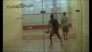 the best  squash turnuva 2. gün özeti