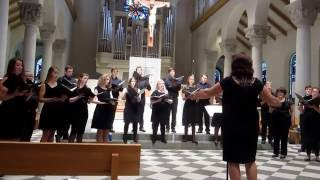 Write It On Your Heart (Vox Nova Chorale)