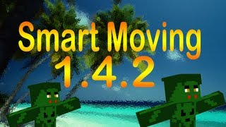 Minecraft 1.4.2-Pasta .Minecraft Com Smart Moving Mod (mergulhos,saltos e +) Mais Download