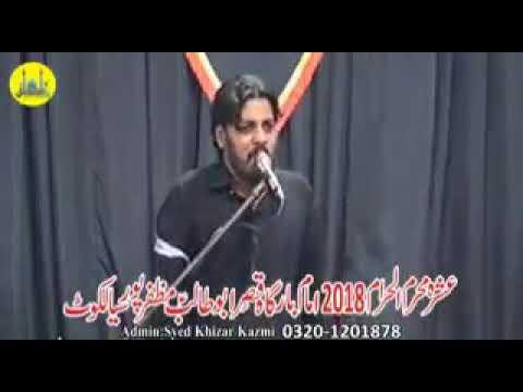 Noha Shazada Qasim | To Ameer Da Putar Ameer Jo Hain