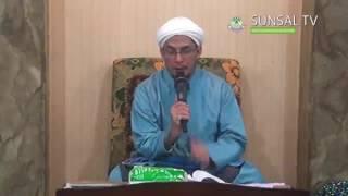 Pengajian bersama Habib Abu bakar Assegaf