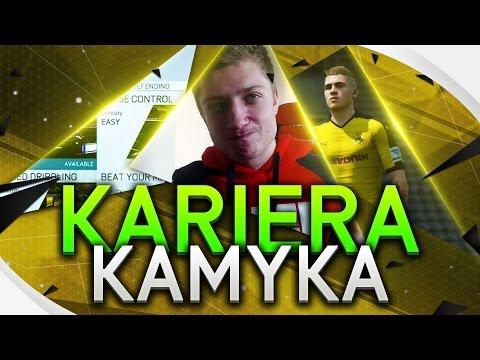 FIFA 16 - KARIERA KAMYKA #47 Cały Mecz!
