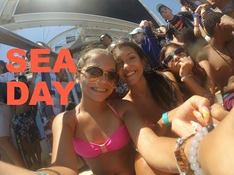 Royal Caribbean Sea Day