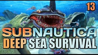 Subnautica: Deep Sea Survival | Going to the Spaceship  #13
