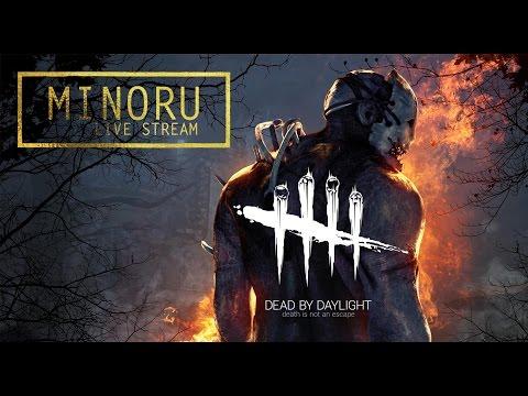 MinORu - Live Dead By Daylight SS2 1080 HD 12/8/16 #1