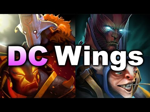 DC vs Wings - TI6 Final Rematch - ESL One Genting Dota 2