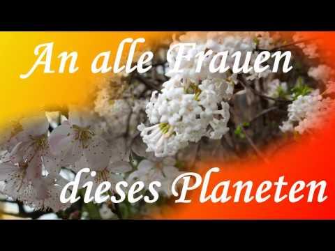 An alle Frauen dieses Planeten, 8 März