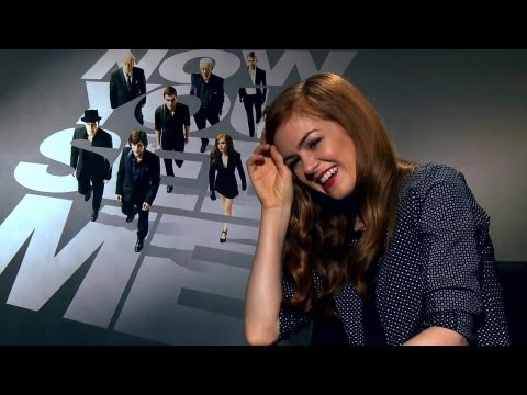 Interview with Isla Fisher - theory11
