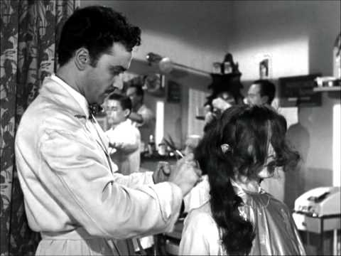Audrey Hepburn Gets Haircut in Roman Holiday