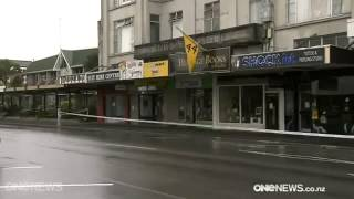 STRONG M6.3 QUAKE HITS WELLINGTON NZ - 20TH JANUARY 2014