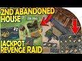 2ND ABANDONED HOUSES RAIDING + JACKPOT REVENGE RAID in Last Day on Earth Survival Update 1.11