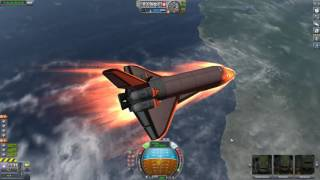 Download Lagu Reentry in a shuttle in KSP Gratis STAFABAND