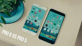 Битва Meizu Pro 6 VS Meizu Pro 5. Что лучше?