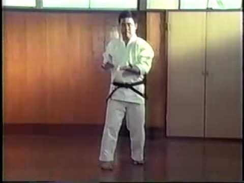 Okinawan Goju-Ryu Karate-do Katas, Higaonna Sensei