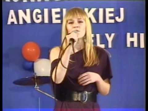 Agnieszka Ejsmont - I Liceum Ogólnokształcące, Im. E. Dembowskiego  W Zielonej Górze