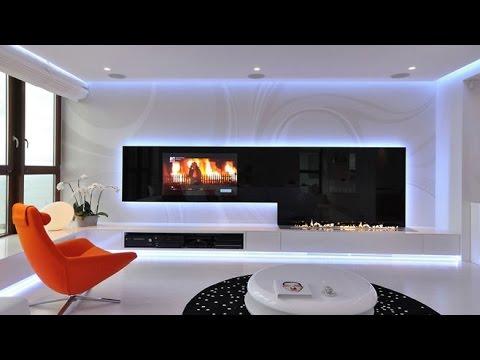 Wohnungseinrichtung Modern Wohnzimmer - Wohndesign