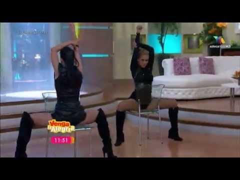 Las Chicas Del Ballet De Venga La Alegria y Venga El Domingo - No Es