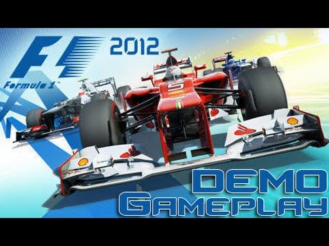 F1 2012 Demo Gameplay Pt-br