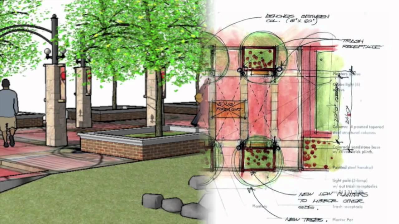 Concept3d google sketchup advanced landscape overview for Garden design sketchup 8
