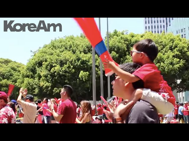 World Cup Watch Party - Koreatown LA