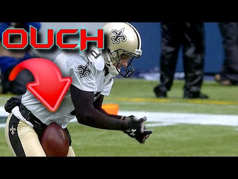 NFL Bloopers - Funniest Football Fails, Dance And Falls   America's Funniest Viral Videos 2016