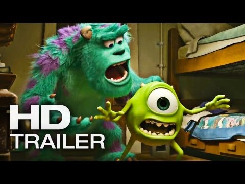 DIE MONSTER UNI Offizieller Trailer 4 Deutsch German | 2013 Hangover [HD]