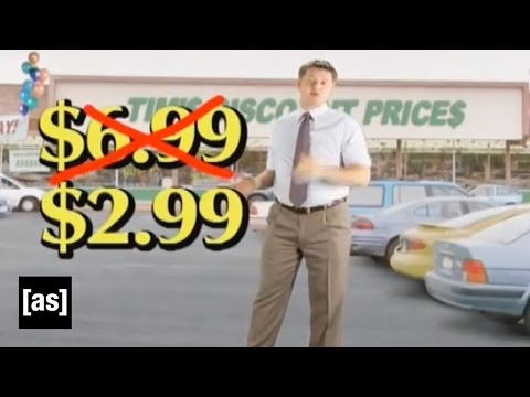 Prices | Tim and Eric Awesome Show, Great Job! | Adult Swim