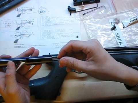Crosman 2289g Steel Breech Install