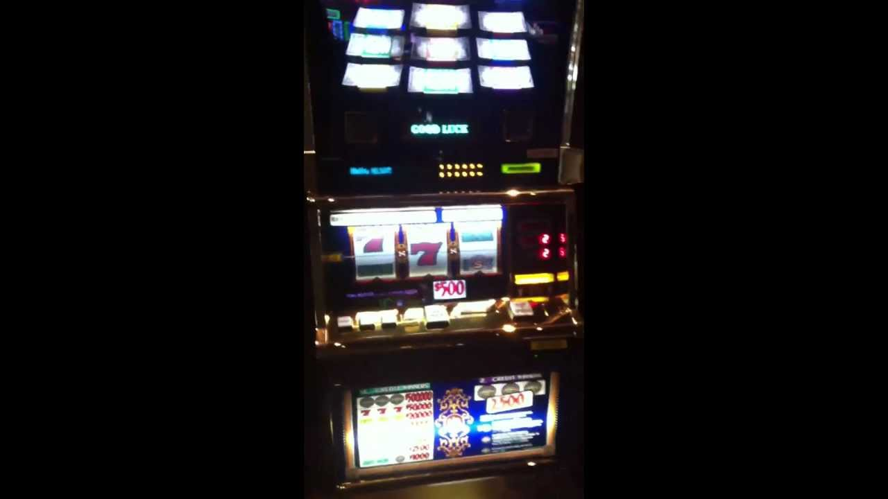 Harras cherokee casino