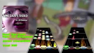 [Guitar Hero Custom] Time Lapes Video (ft. DIYDamian) {PASSING CHALLENGE}