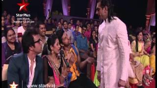 Star Holi - Karan Singh Grover has his audiences in splits!