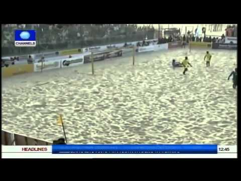 Sunday Sport: Top Coaches, Players Speak Live From Copa Lagos PT1