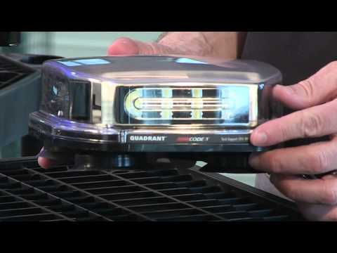 Code 3 Quadrant LED Minibar