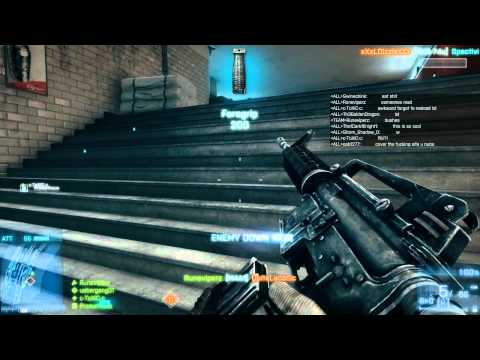 Battlefield 3 Epic, Fail and WTF Moments Volume 1