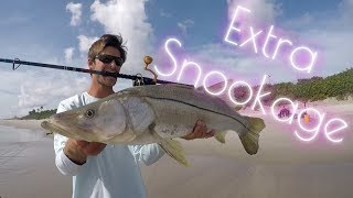 Extra Snookage - Snook Fishing with Spoolteks