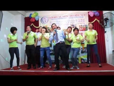 Dem Trang Tinh Yeu, Clb Hdv Dl NiÊm Tin ViỆt - Vct, Tong Ket 2013, Truong Van Tri, Mvi 4110 video