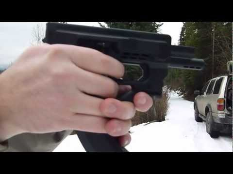 USFA ZiP 22 LR Pistol -- Range Test & Review