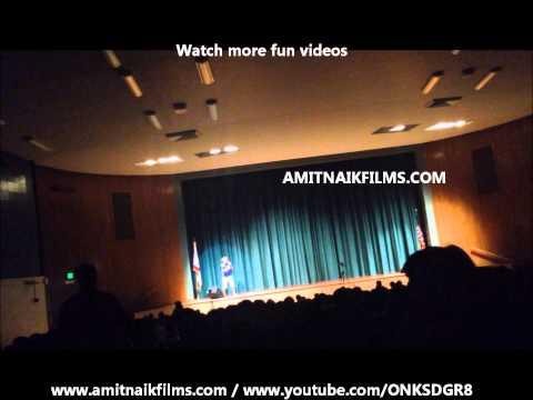 Dada Kondke Sachin Tendulkar Shahrukh Mimicry - Standup Comedy By Amit Naik video