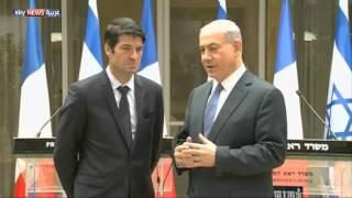 دعوة يهود فرنسا إلى إسرائيل