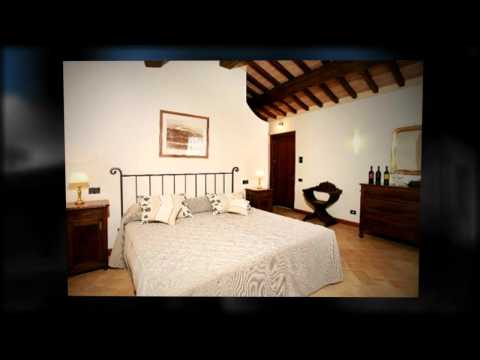 Assisi Italy Villa & Hotel Review. Italy Travel Booking #ASI4002