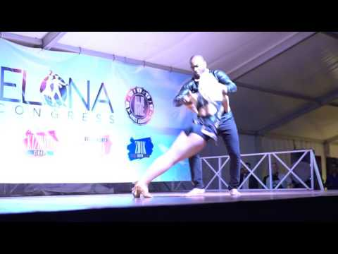 BDC2016   Leonardo and Becky in performance ~ video by Zouk Soul