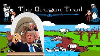CAN WE BEAT THE OREGON TRAIL ON HARD MODE?!?!? - The Oregon Trail Gameplay
